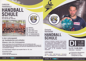 Handball-Camp 2020