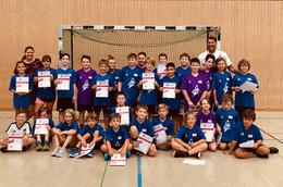 Handballcamp 2020