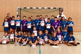 Rheinpfalz: Den Kindern Spaß am Sport vermittelt