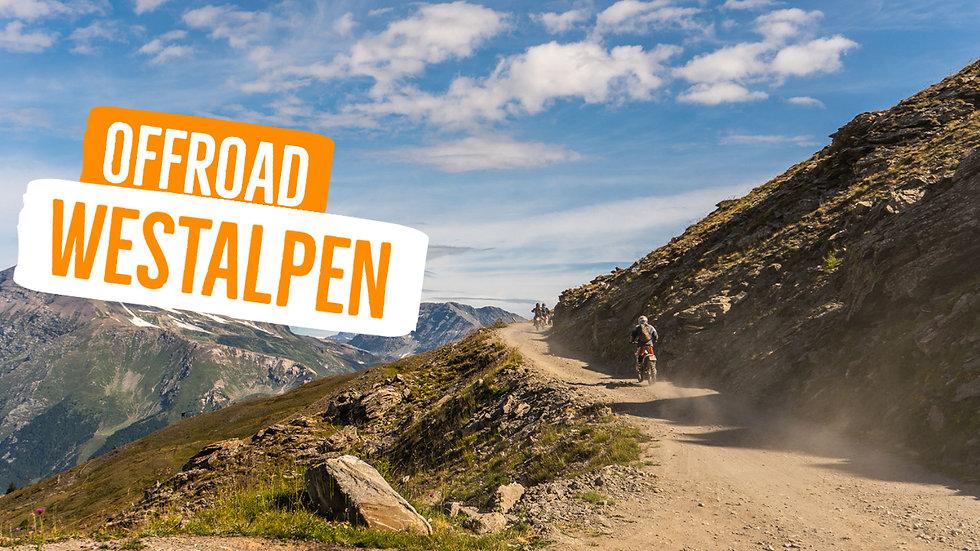 Westalpen Offroad Paradies (GPX-Download)