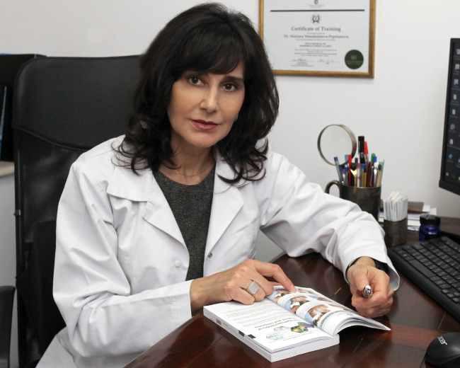 Д-р Марияна Мандажиева