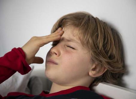 Задна хрема при деца - какво да правим?