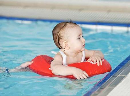 Морски отит - болка в ухото при деца след къпане