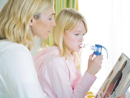 Бронхиална астма - симптоми и лечение