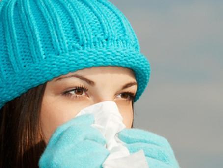 Грипът провокира и усложнява алергиите