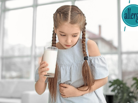 Как да разпознаем, че детето има хранителна алергия