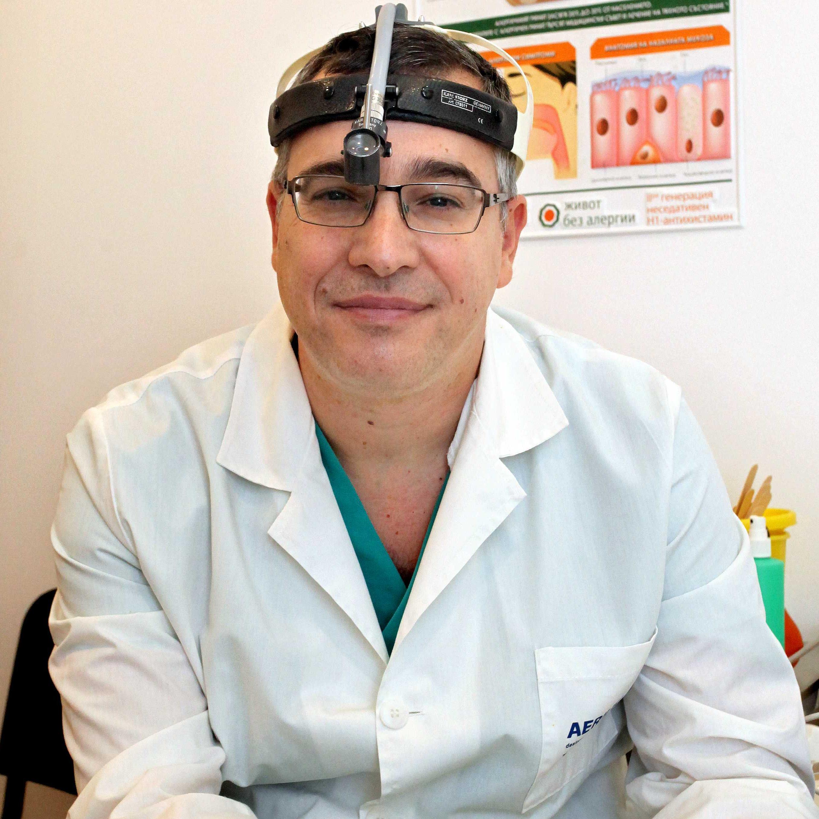 д-р Любен Попов