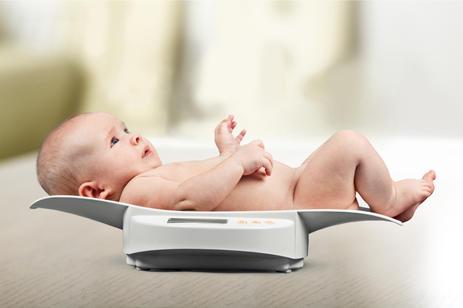 verleihen von Babywaagen