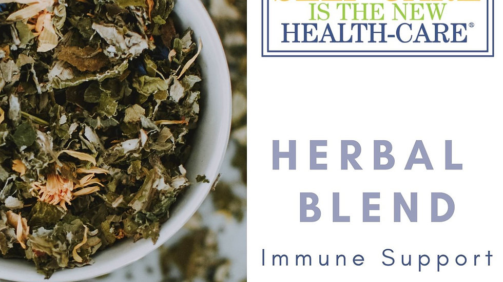 Immune Support Herbal Blend