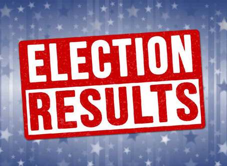 Elections Results:  Meet the New Board