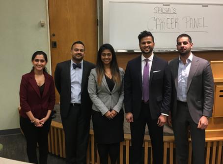 SABA Attorneys Host Career Panel at Temple Law School