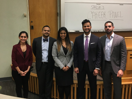 SABA Attorneys Host Career Panel at Temple Law School