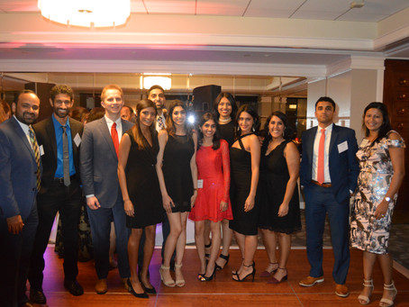 The First Annual SABA Gala