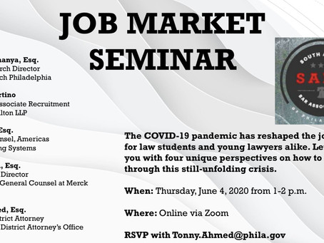 6/4/2020 Webinar: The future and your J.D. degree.