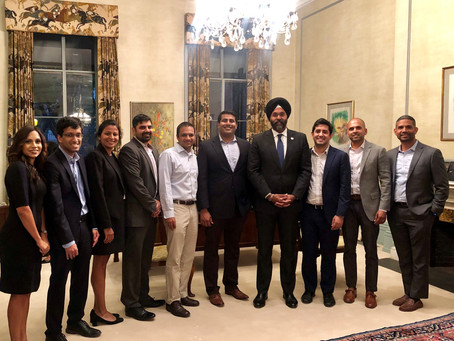 An Evening with NJ Attorney General Gurbir Grewal