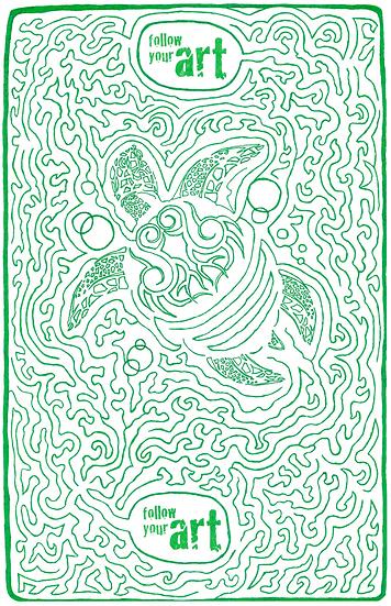 Squirt Print