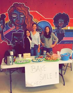 Bake Sale pour CHEO