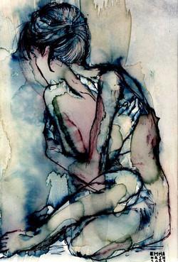 femme-bleu