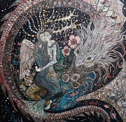 Couple et Dragons
