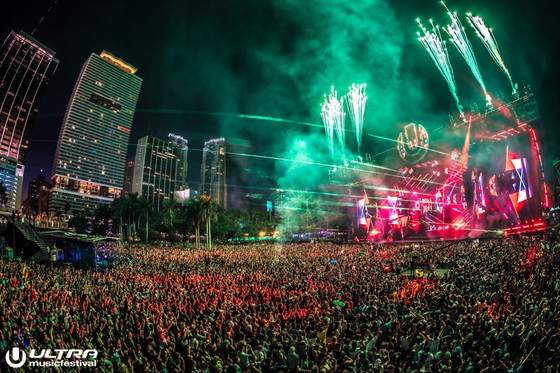 MIAMI CITY COUNCIL VOTES IN FAVOR OF ULTRA MUSIC FESTIVAL'S NEW VENUE