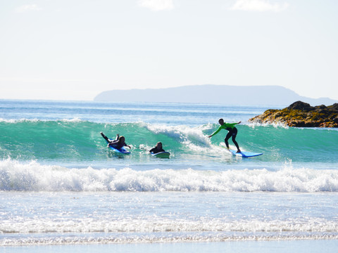 Holiday Surf Programmes