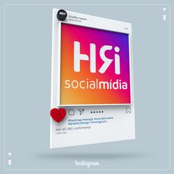 HRI SOCIAL MÍDIA