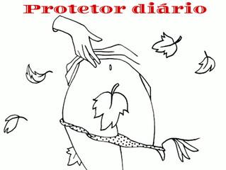 Evite protetor diário