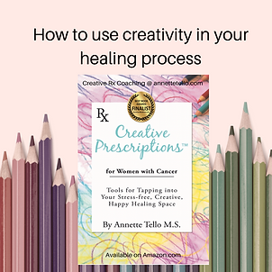 How to use creativity in your healing pr