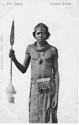 Umbundu as the Most Spoken Language in Angola and Ovimbundus making a third of Angolan Population