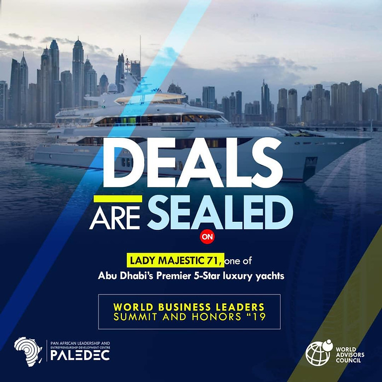 World Business Leaders Summit and Honors