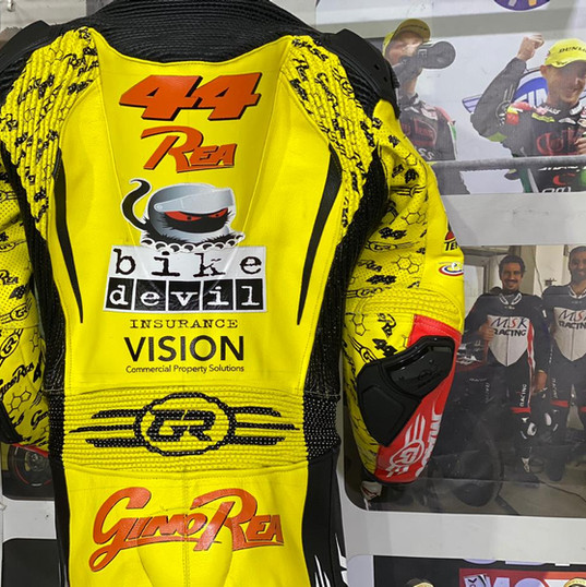 Mass Sports Motorcycle Suit