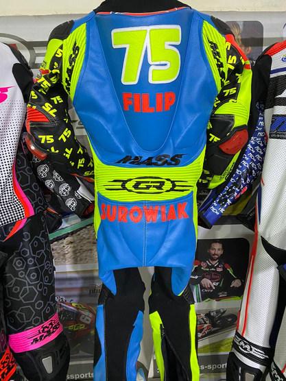 Mass Sports Kids Suit