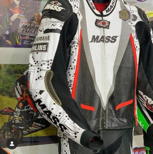 Mass Sports Motorcycle 2 piece - two piece suit mass