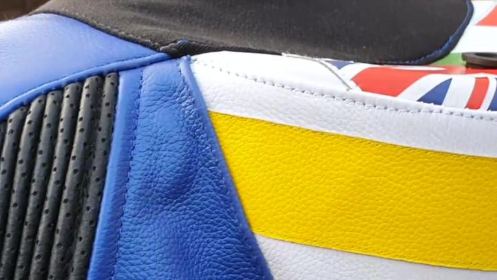 MASS Sports UK Custom Leather Suits
