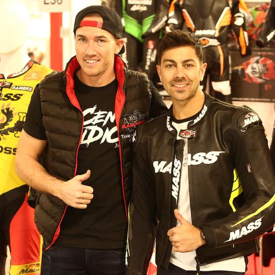 Mass Sports Motorcycle Jacket