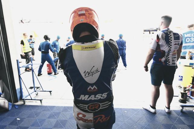 Gino Rea MASS Sports suits