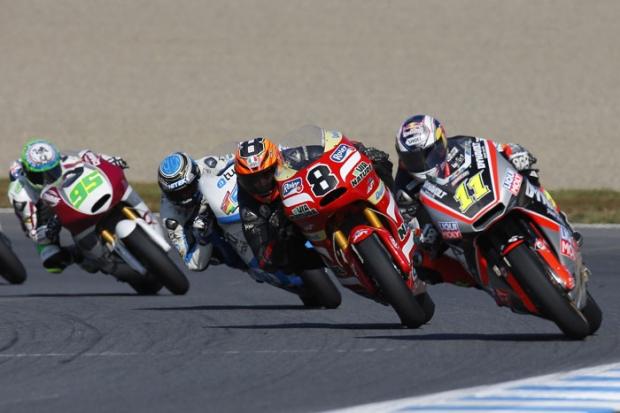 Gino Rea - Argiñano-Ginés Racing
