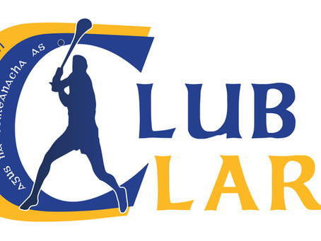 New Club Clare Logo Unveiled