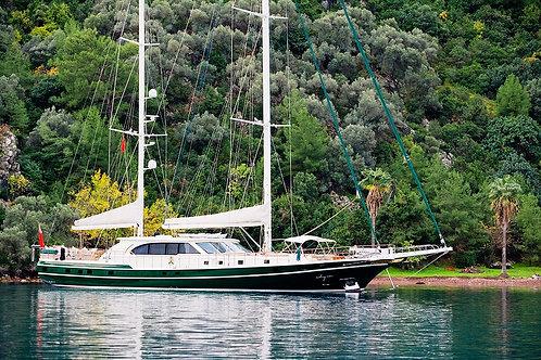 Sailing Nour / 4 cabins
