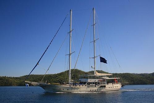 Aegean Clipper / 11 cabins