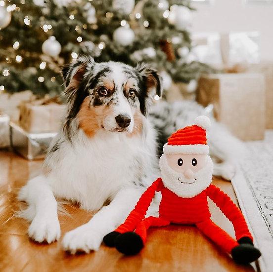 Holiday Crinkle - Santa Small