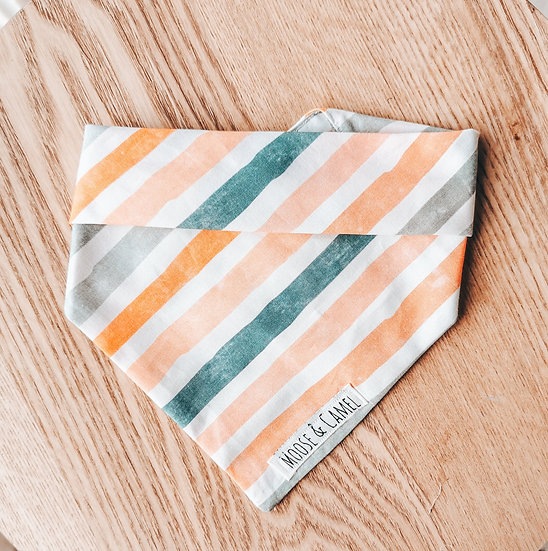 'stripes' bandana
