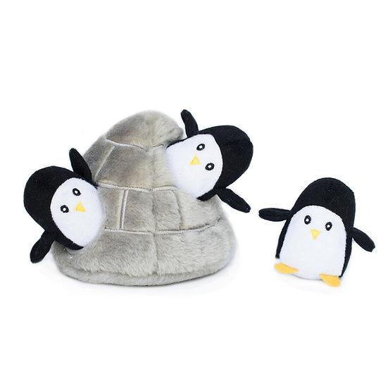 Zippy Burrow - Penguin Cave