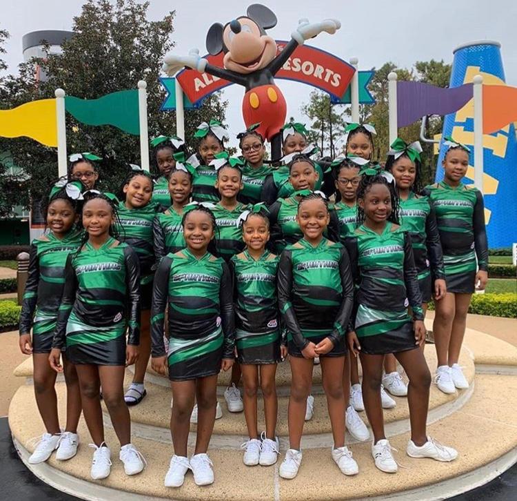 2019 Cheer & Dance Team