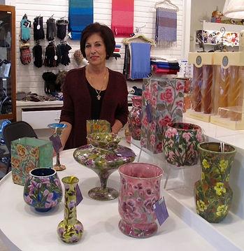 Artist Betsy Varano