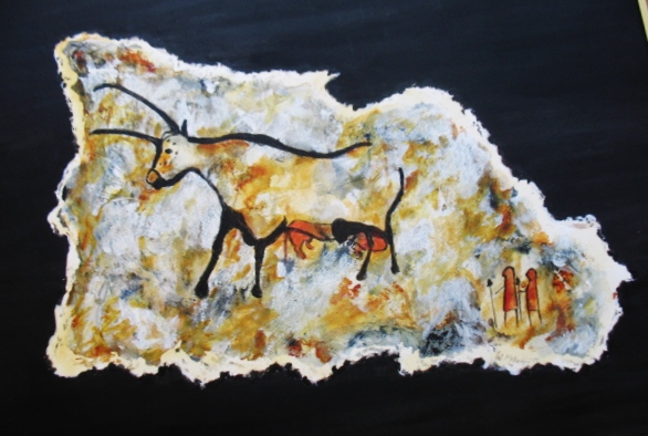 lCave Painting #1