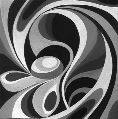 Основные свойства цвета, хроматические, ахроматические цвета | 380x378