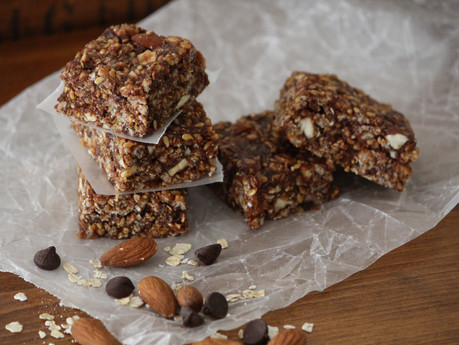 """""""Extra Mile"""" Protein Bars"""