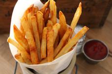Crispy, Golden French Fries