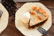 Old Time Raisin Pie